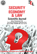 SECURITY, ECONOMY & LAW NO. 12